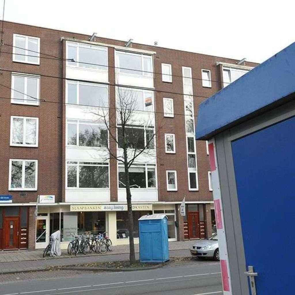 Schildersbedrijf Kurk en Stroek Schilderwerk Frankendael